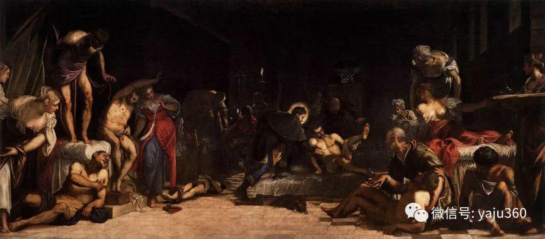 世界著名画家之丁托列托插图39