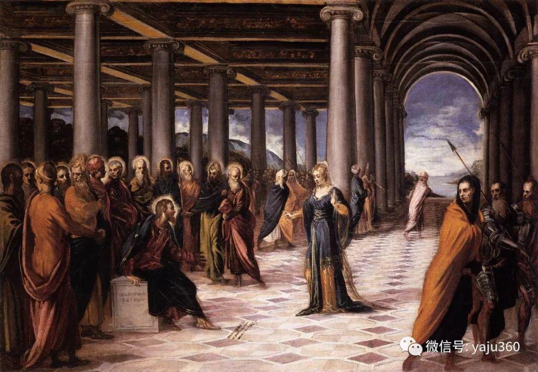 世界著名画家之丁托列托插图43