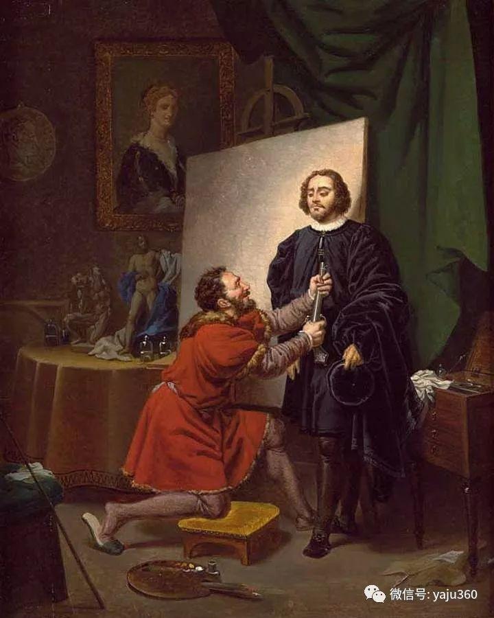 世界著名画家之丁托列托插图45