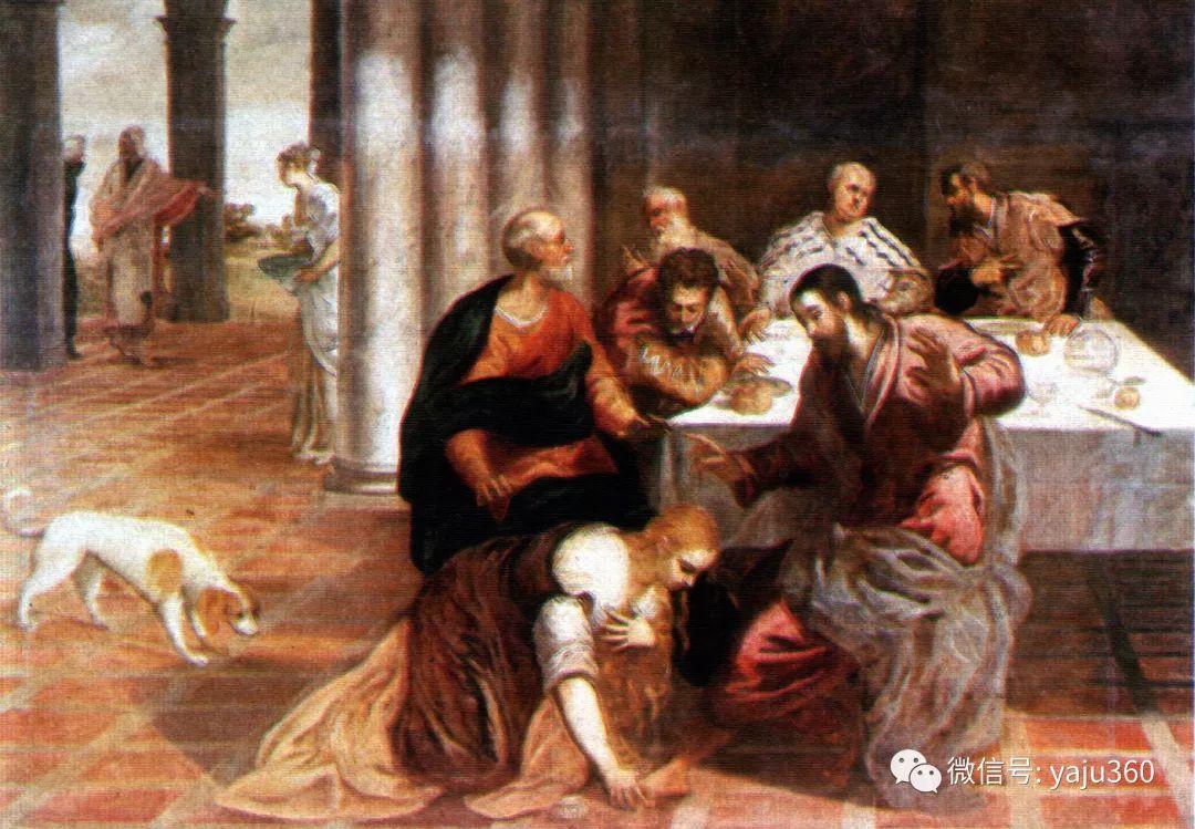 世界著名画家之丁托列托插图61