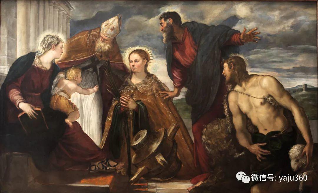 世界著名画家之丁托列托插图75