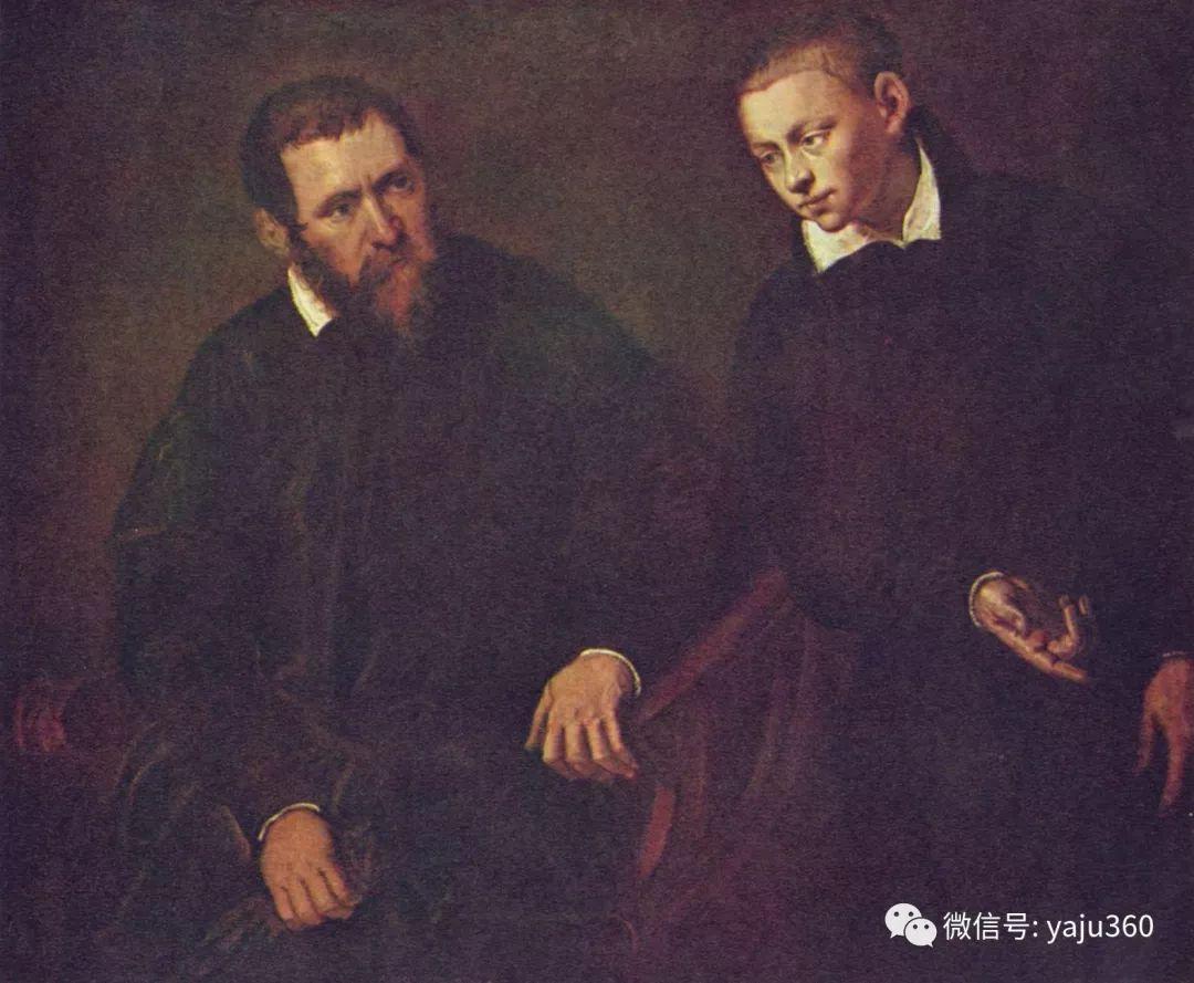 世界著名画家之丁托列托插图77