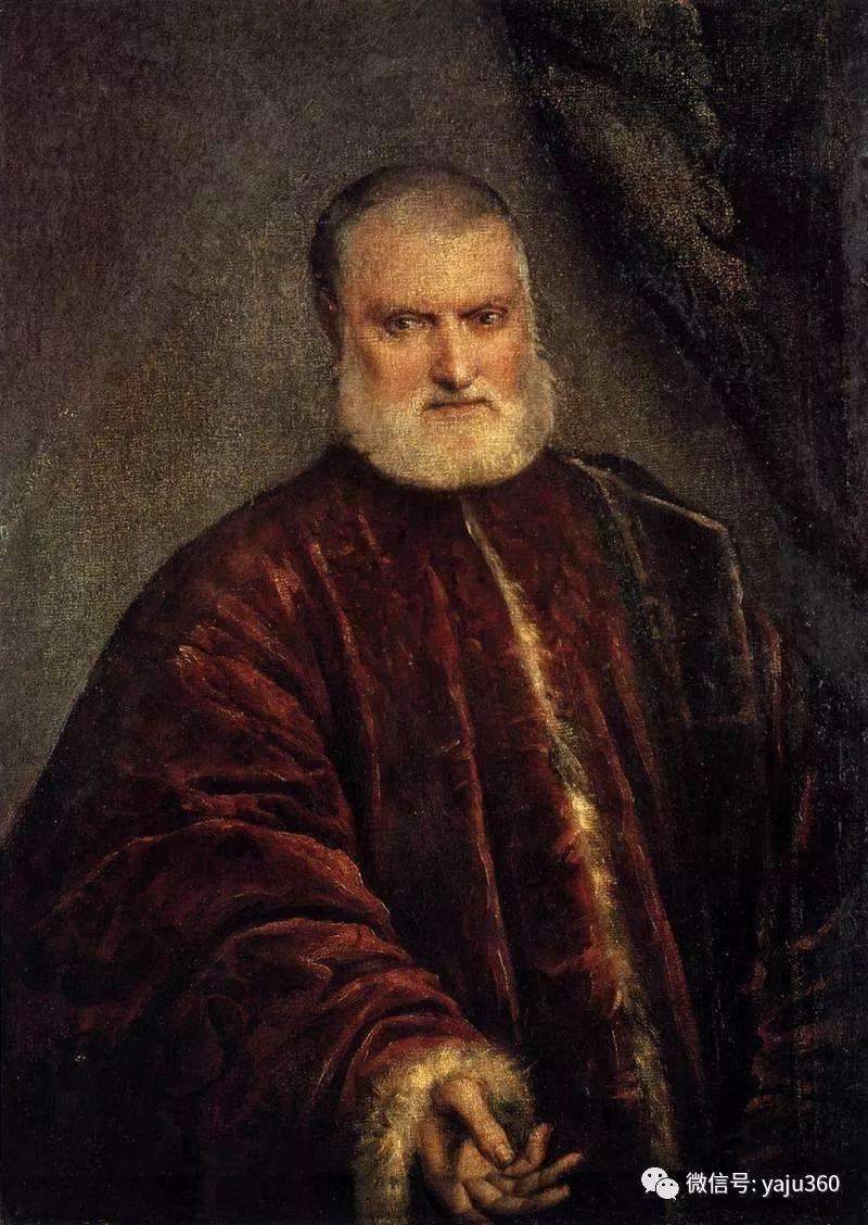 世界著名画家之丁托列托插图87
