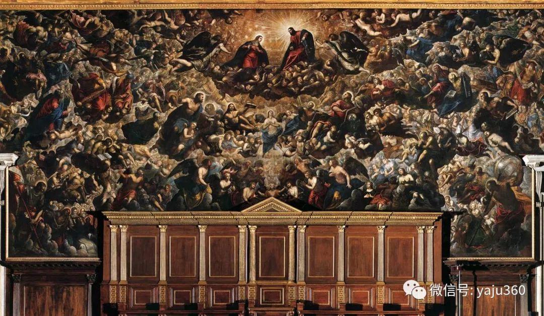 世界著名画家之丁托列托插图89