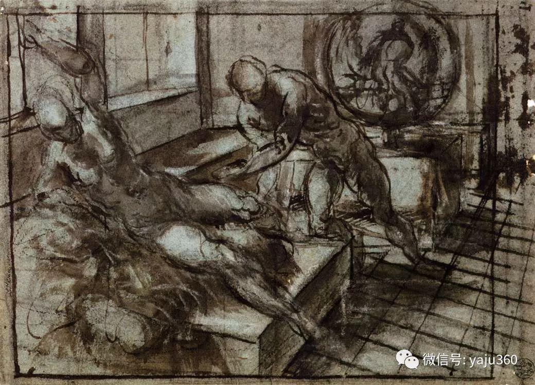 世界著名画家之丁托列托插图93