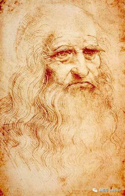 世界著名画家之达芬奇插图1