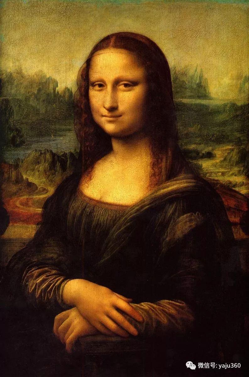 世界著名画家之达芬奇插图3