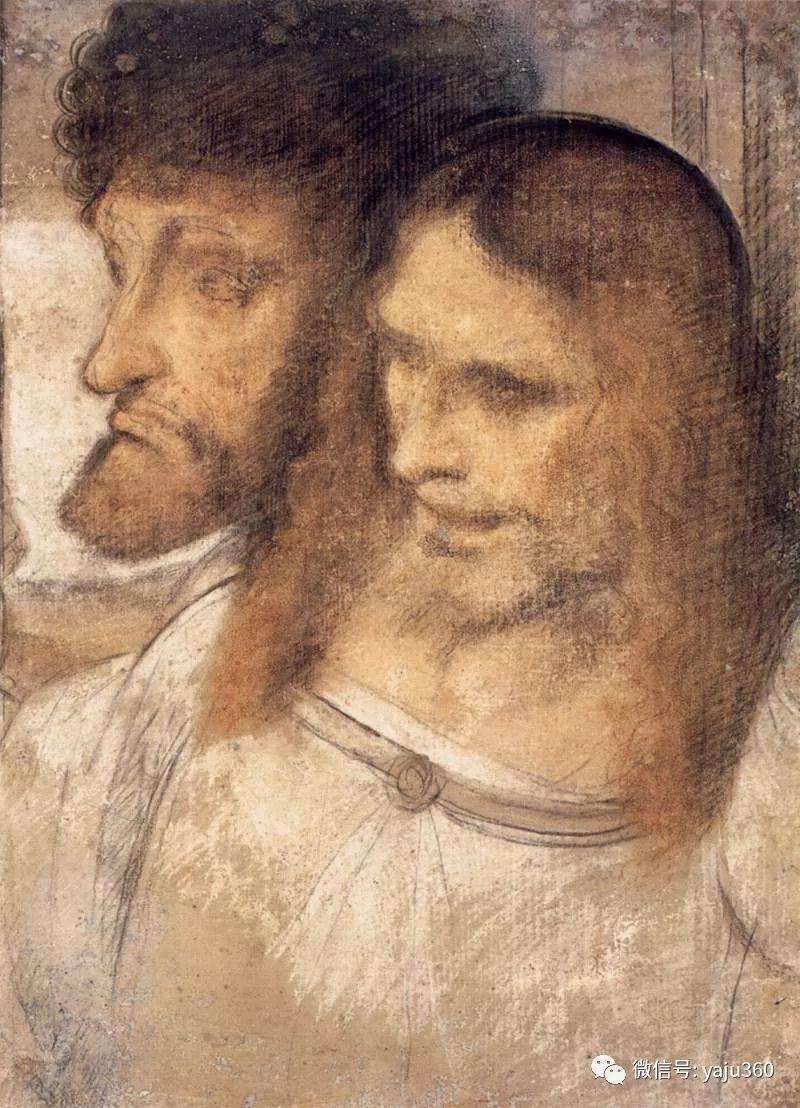 世界著名画家之达芬奇插图9