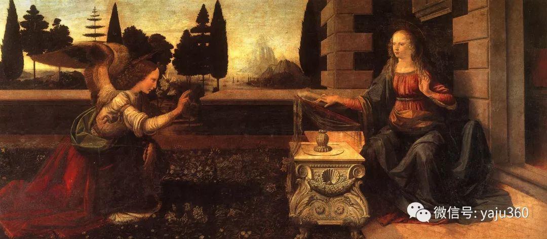 世界著名画家之达芬奇插图11