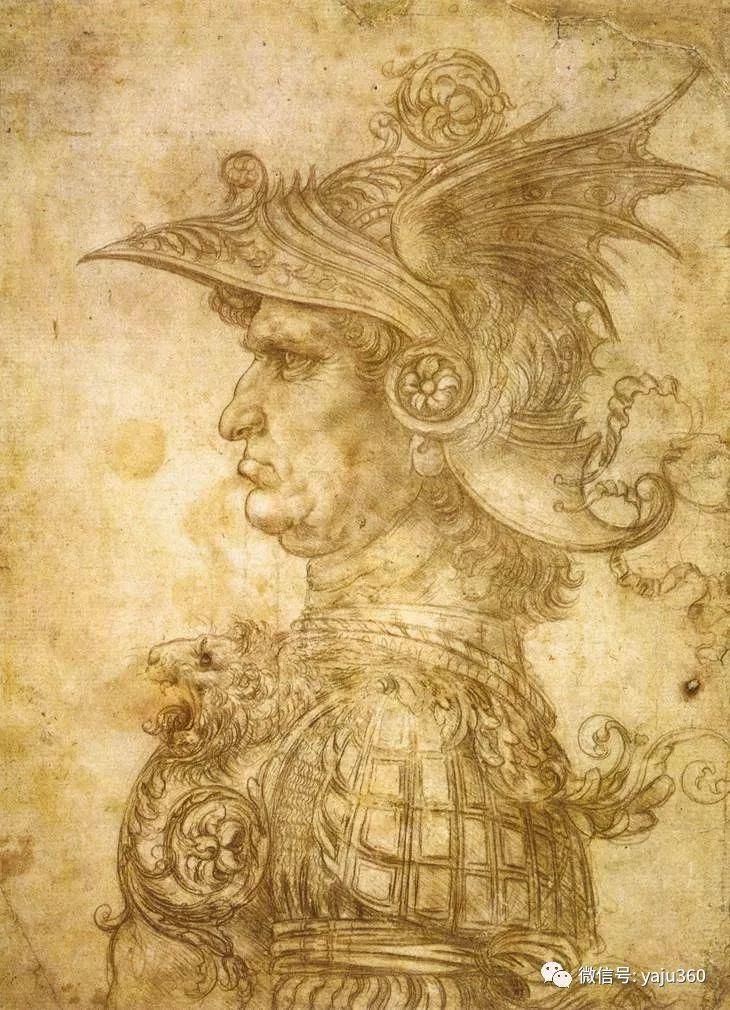 世界著名画家之达芬奇插图13