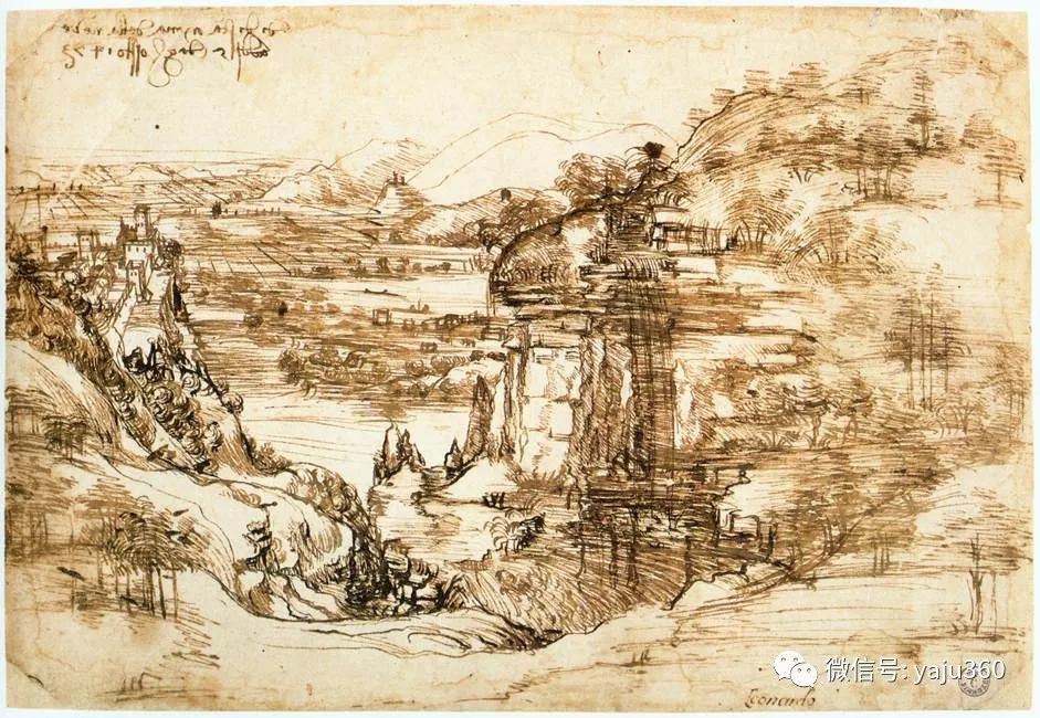 世界著名画家之达芬奇插图15