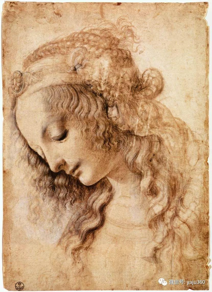 世界著名画家之达芬奇插图17