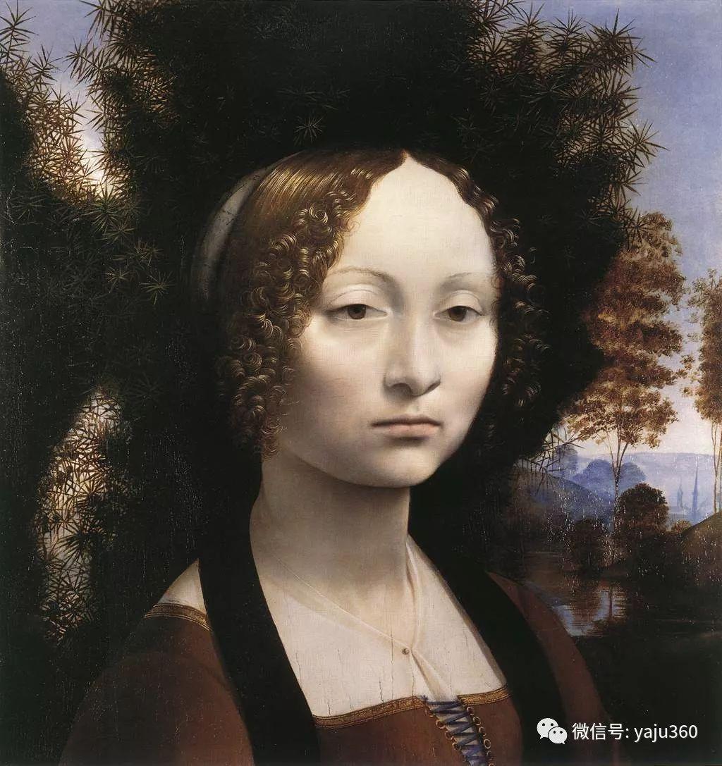 世界著名画家之达芬奇插图19