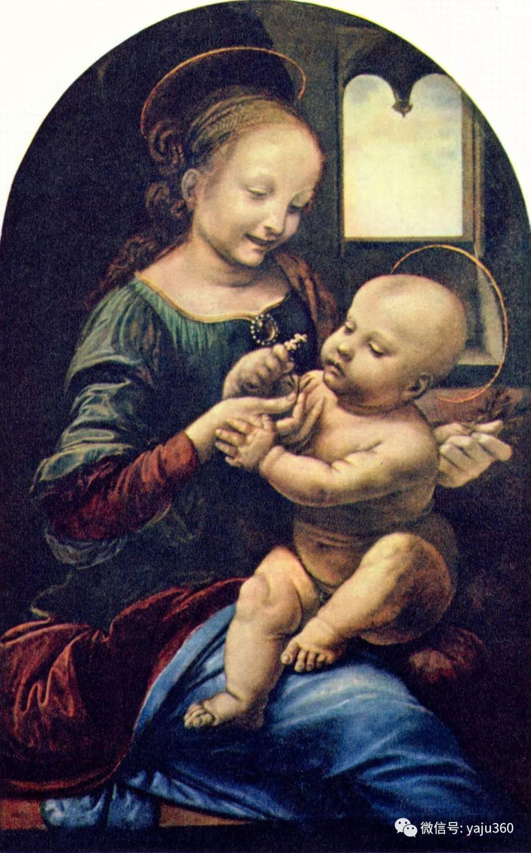世界著名画家之达芬奇插图33
