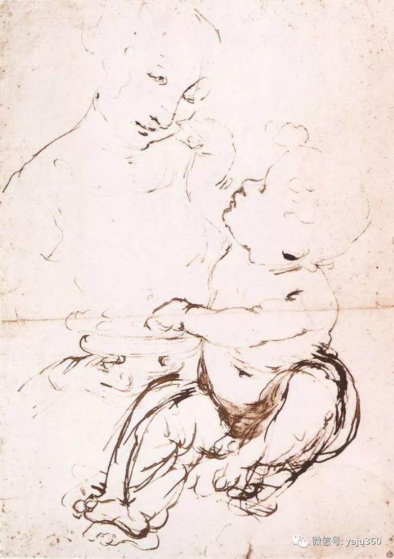 世界著名画家之达芬奇插图37