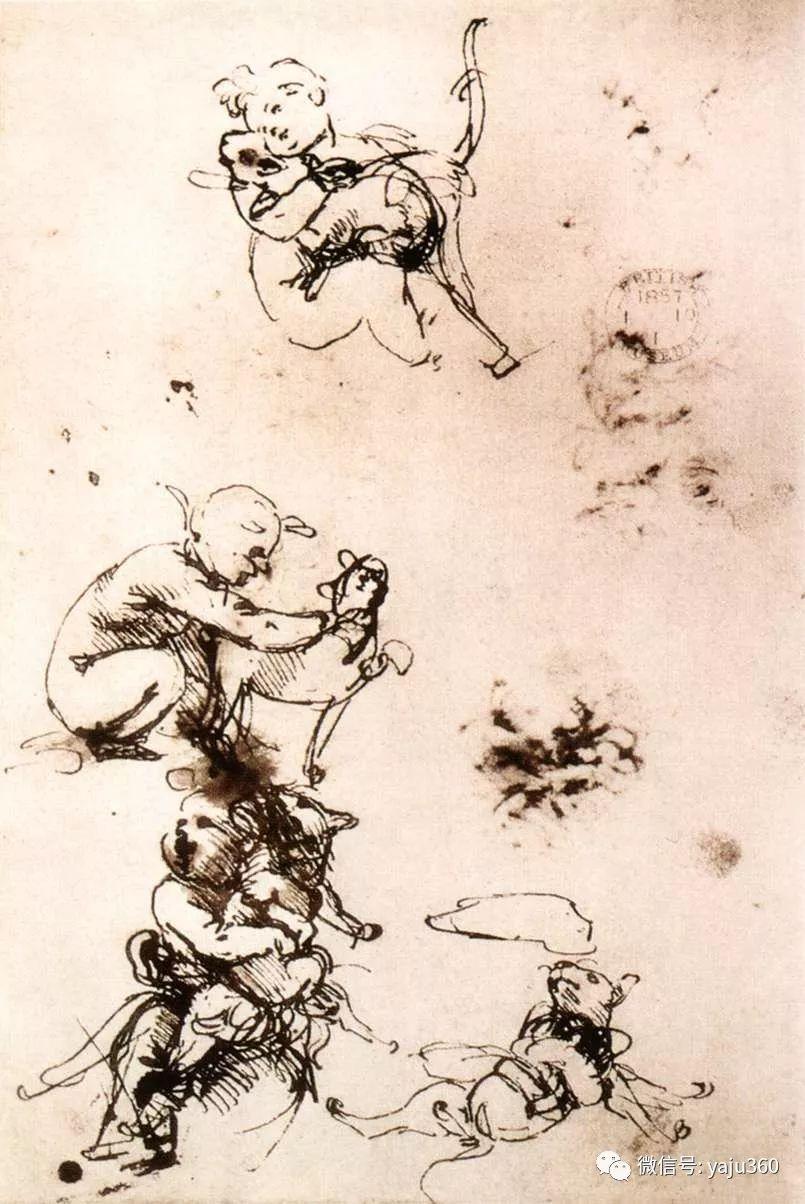 世界著名画家之达芬奇插图39