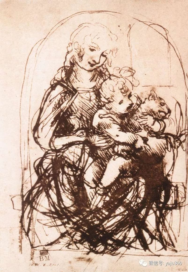 世界著名画家之达芬奇插图41