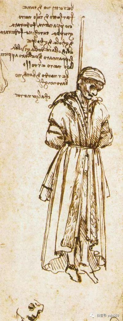 世界著名画家之达芬奇插图45