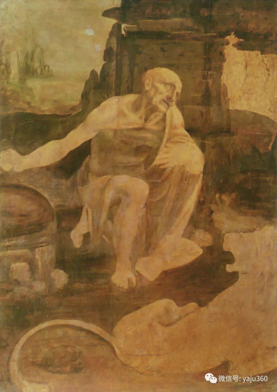 世界著名画家之达芬奇插图53