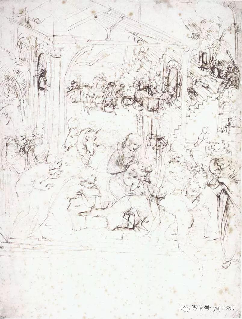世界著名画家之达芬奇插图57