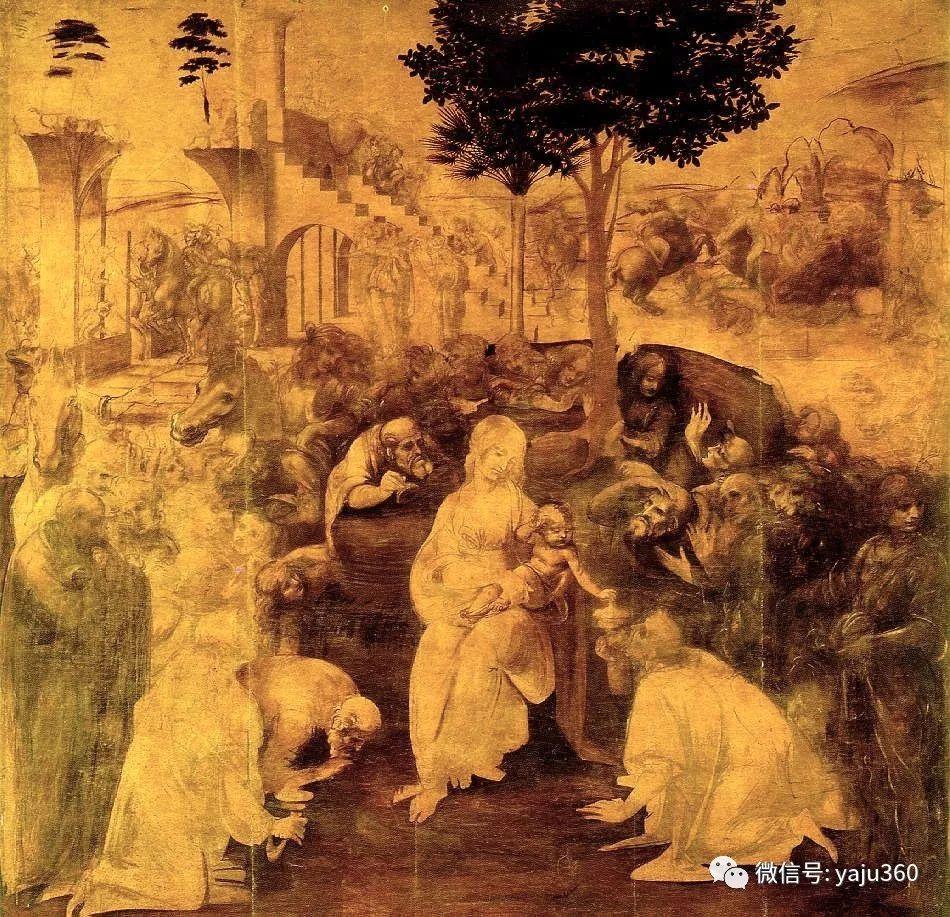 世界著名画家之达芬奇插图61