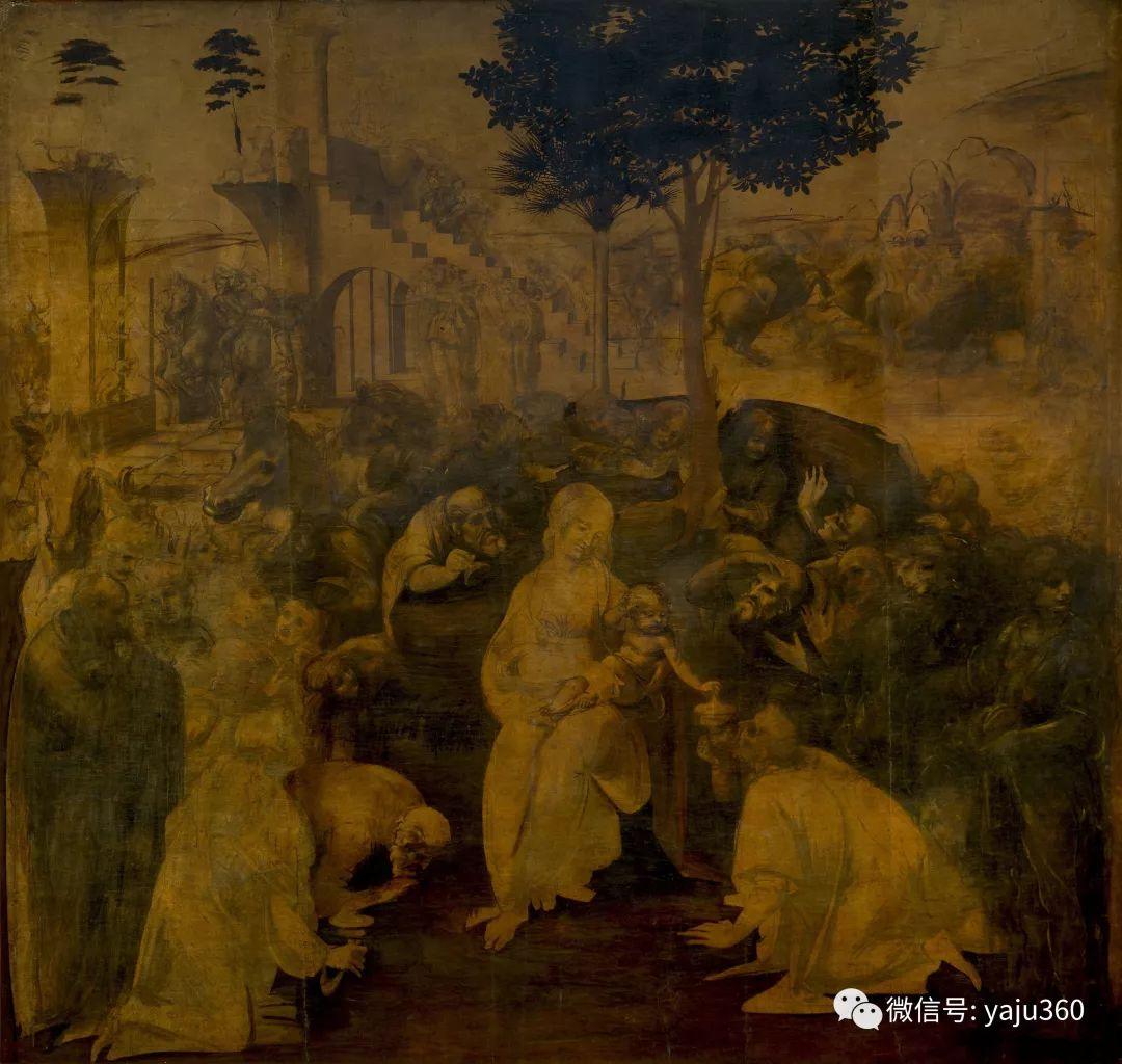 世界著名画家之达芬奇插图65