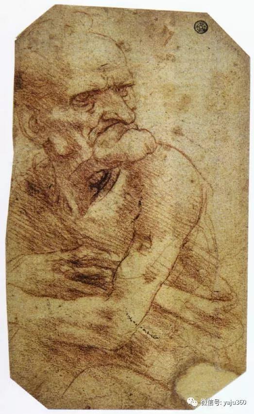 世界著名画家之达芬奇插图73