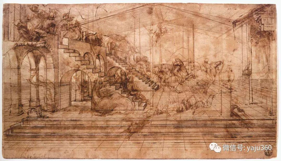 世界著名画家之达芬奇插图81