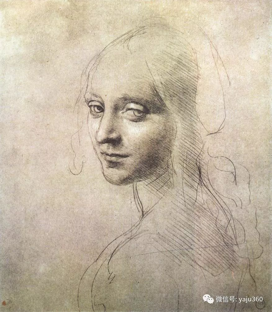 世界著名画家之达芬奇插图87