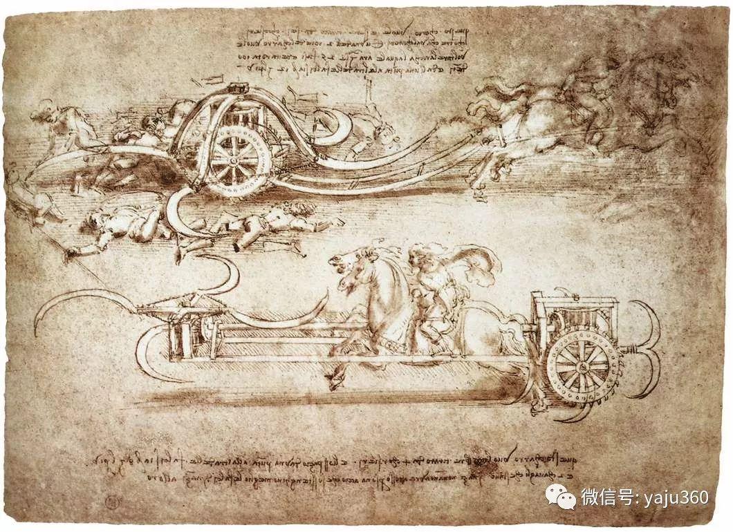 世界著名画家之达芬奇插图89