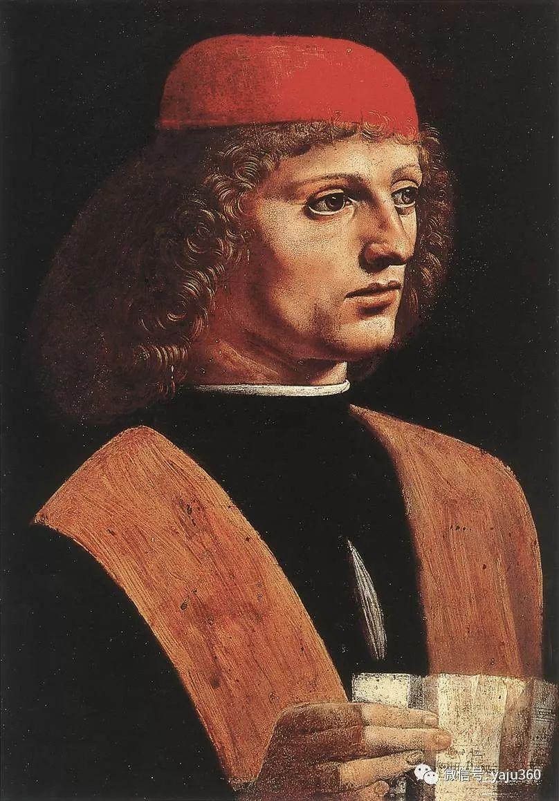 世界著名画家之达芬奇插图95