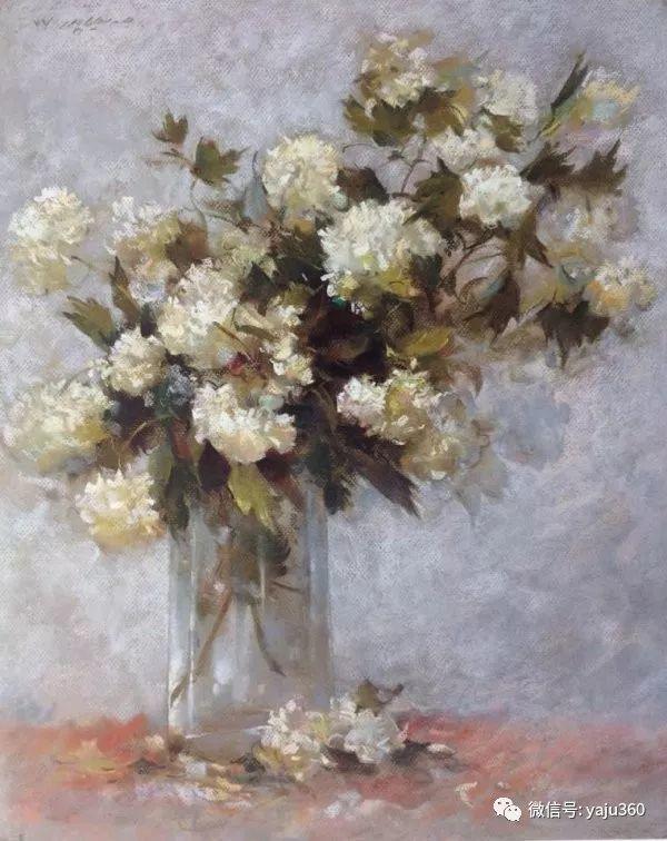 伊朗画家缤纷层次的色粉作品插图34