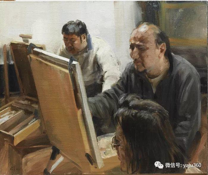 冷军北京首次个展作品插图3