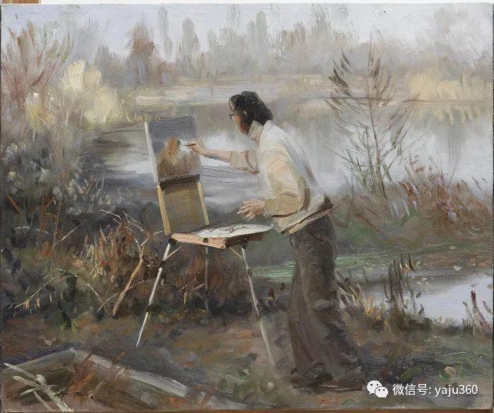 冷军北京首次个展作品插图4