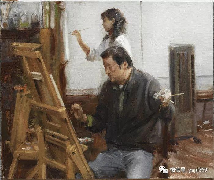 冷军北京首次个展作品插图5