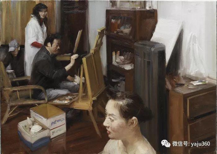 冷军北京首次个展作品插图6