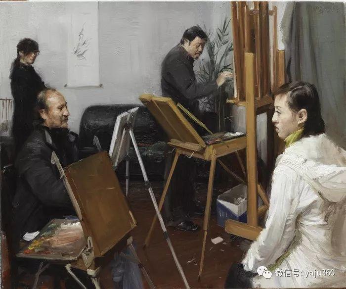 冷军北京首次个展作品插图7
