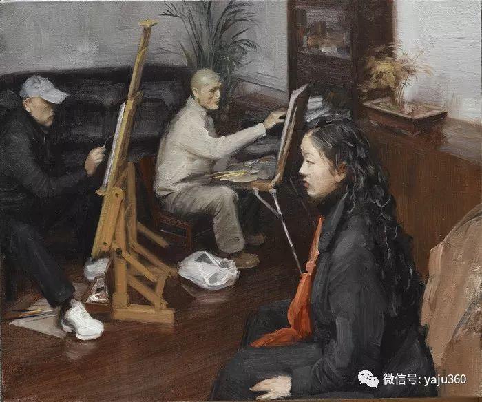 冷军北京首次个展作品插图8