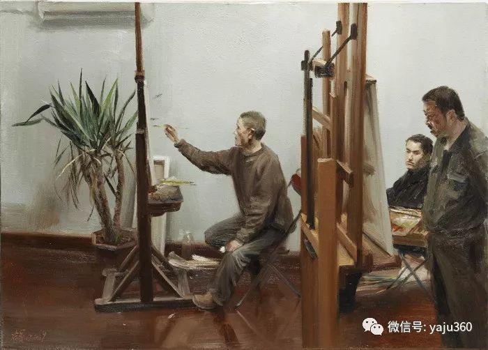冷军北京首次个展作品插图9
