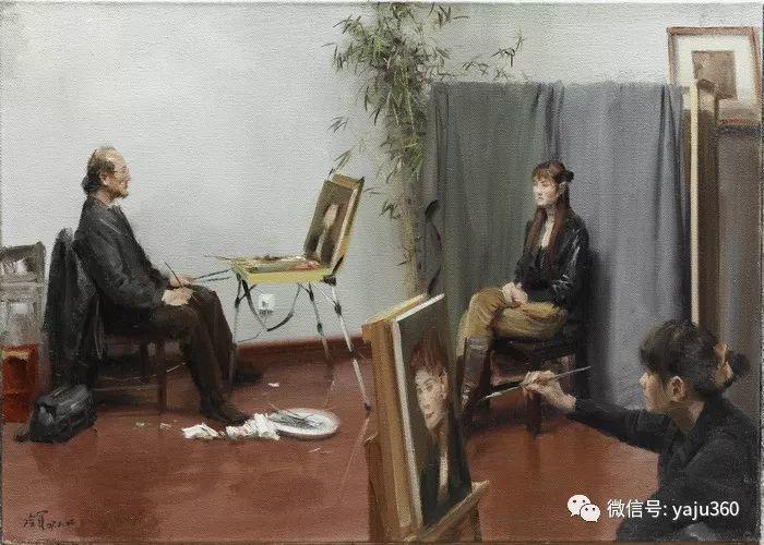 冷军北京首次个展作品插图11