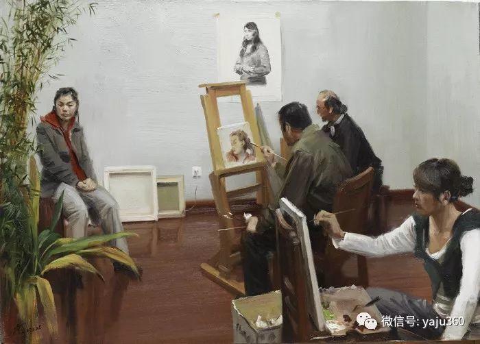 冷军北京首次个展作品插图12