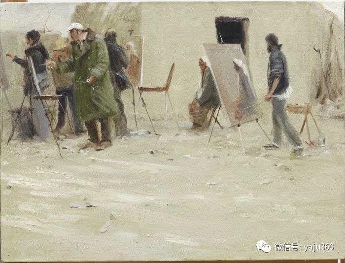 冷军北京首次个展作品插图14