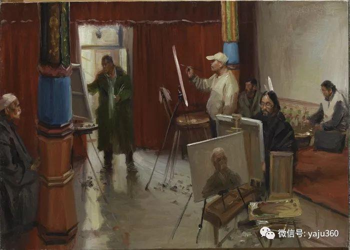 冷军北京首次个展作品插图16