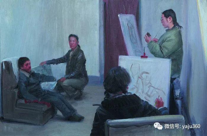冷军北京首次个展作品插图18