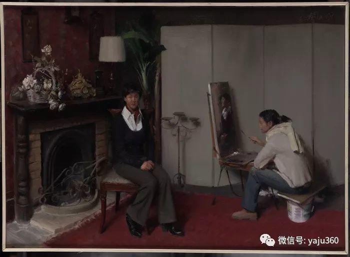冷军北京首次个展作品插图20
