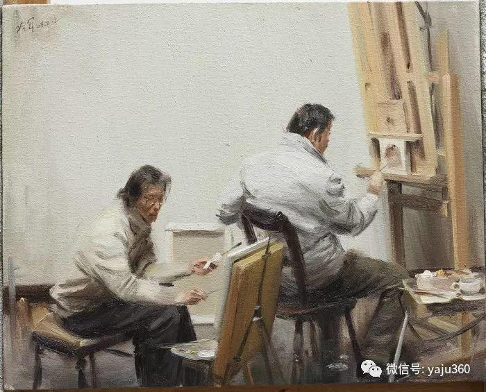 冷军北京首次个展作品插图23