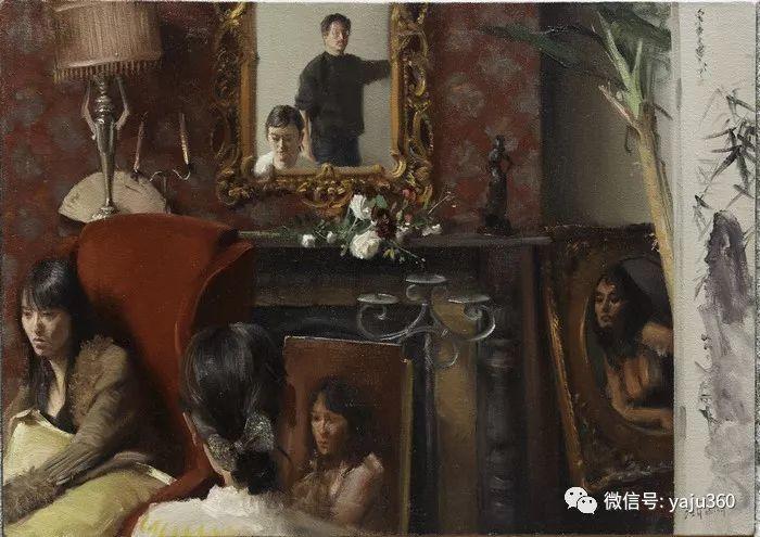 冷军北京首次个展作品插图26