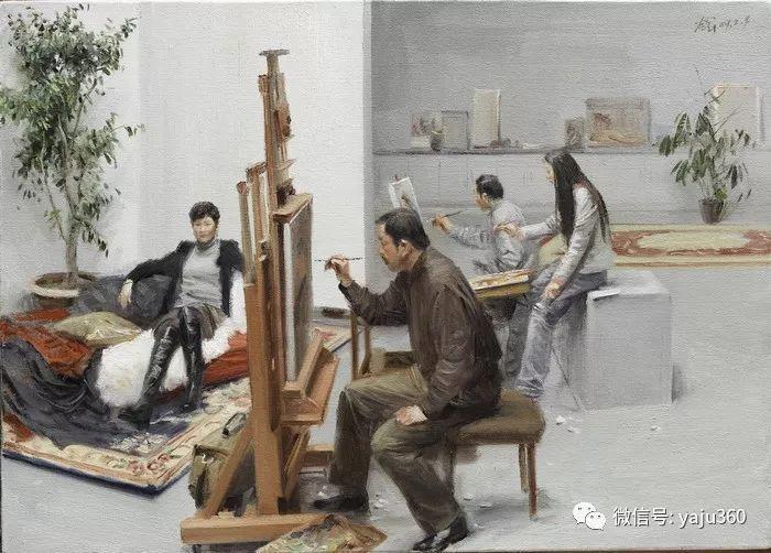 冷军北京首次个展作品插图28