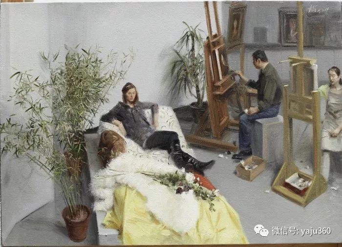 冷军北京首次个展作品插图31