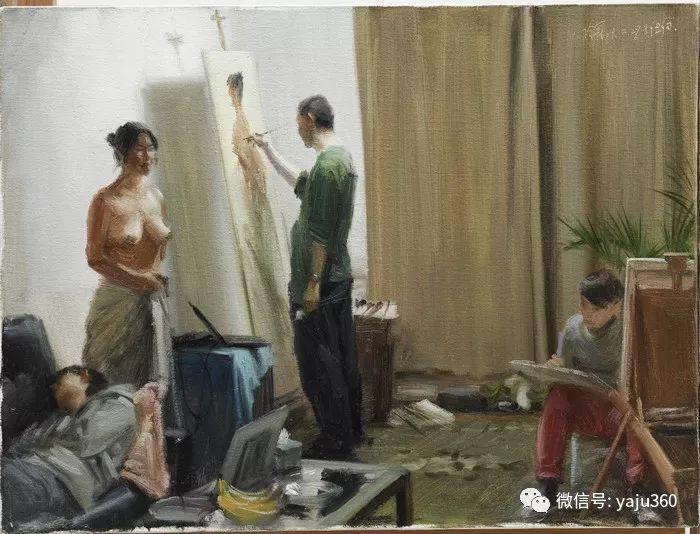 冷军北京首次个展作品插图32